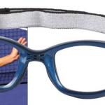 Occhiale sport calcio tennis